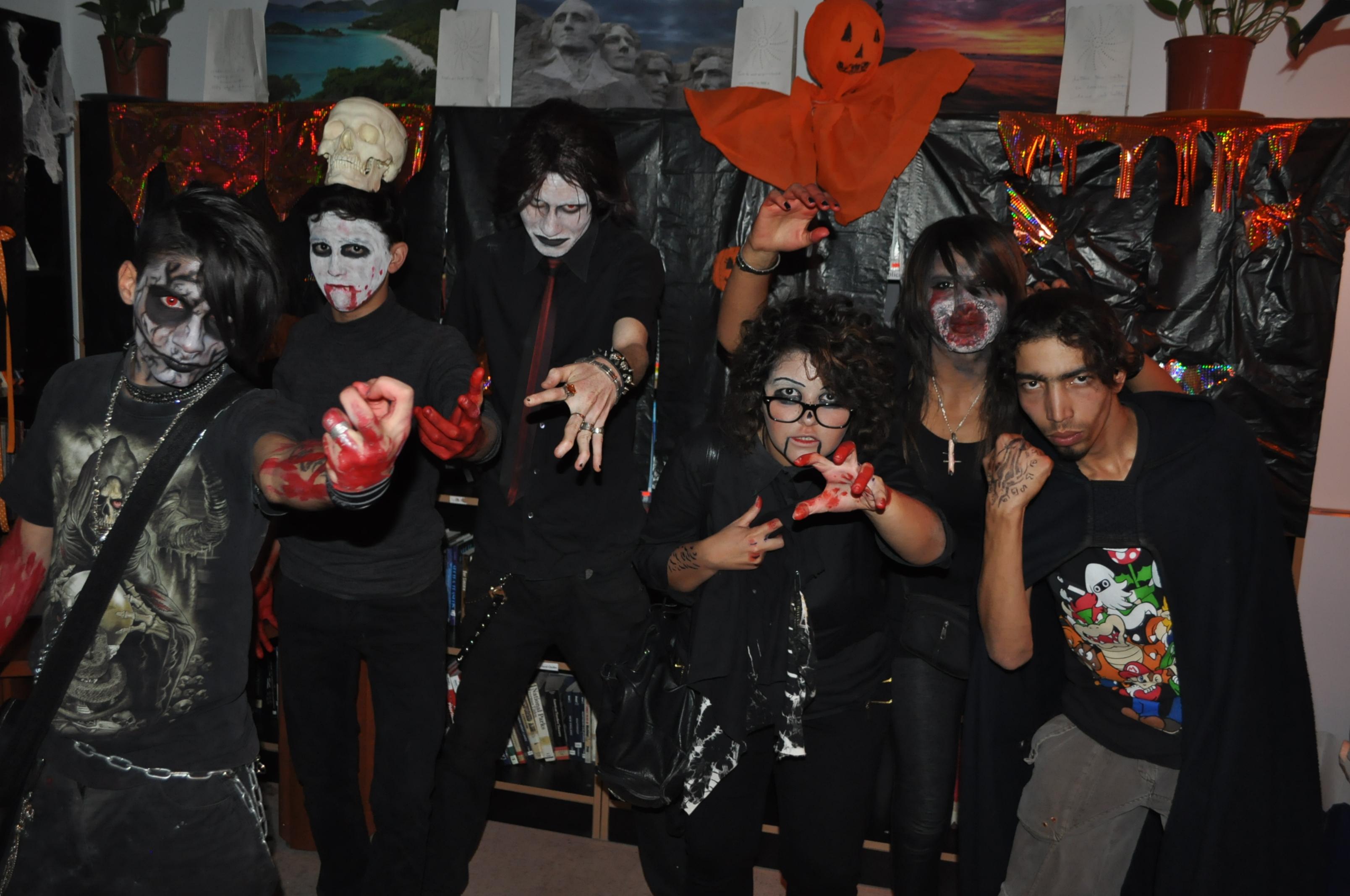 Halloween in Tunisia