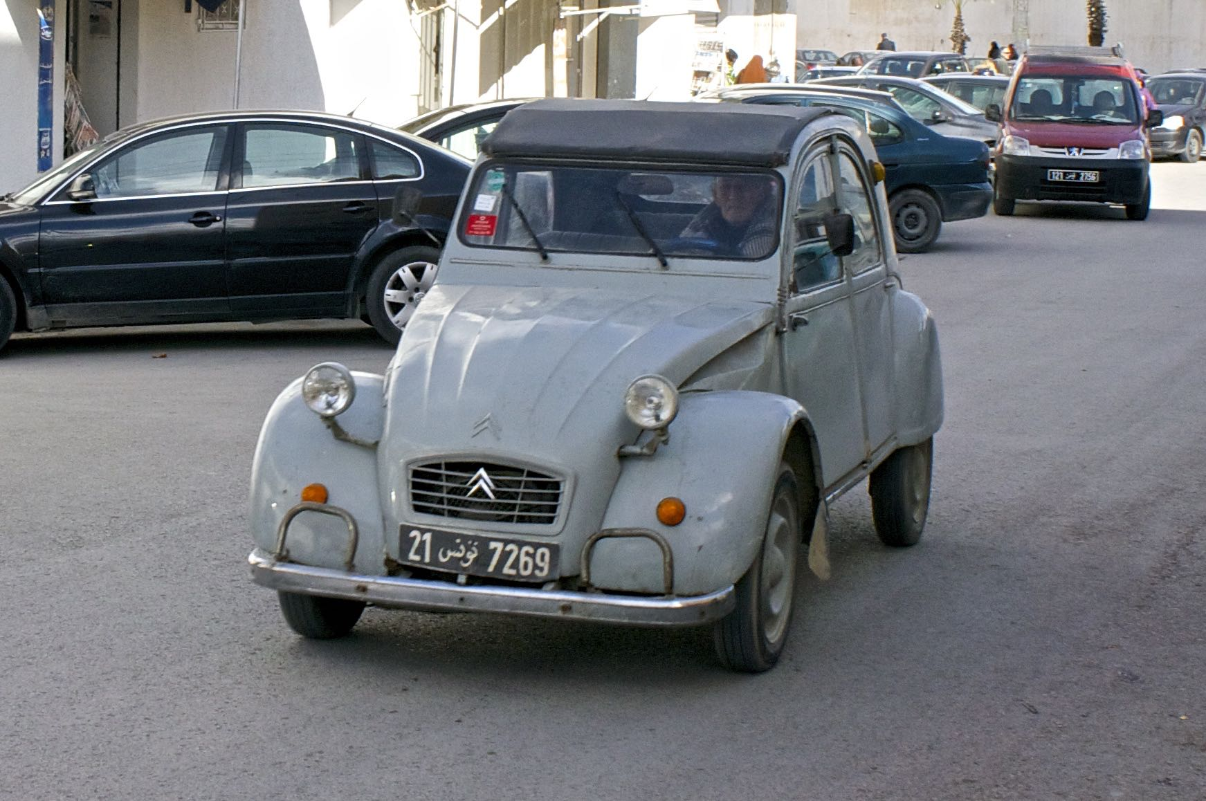French Car: Old Weird French Cars
