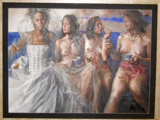 3 women edited