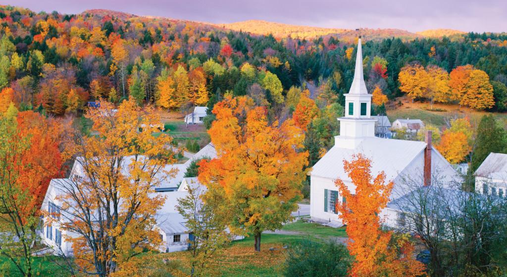 Vermont-Church